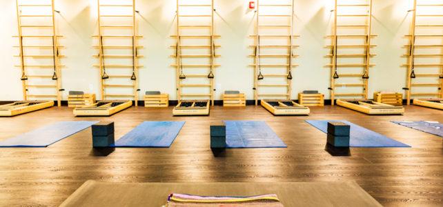 Yoga - Yoga Studio