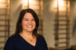 Nancy Davison, Physical Therapist