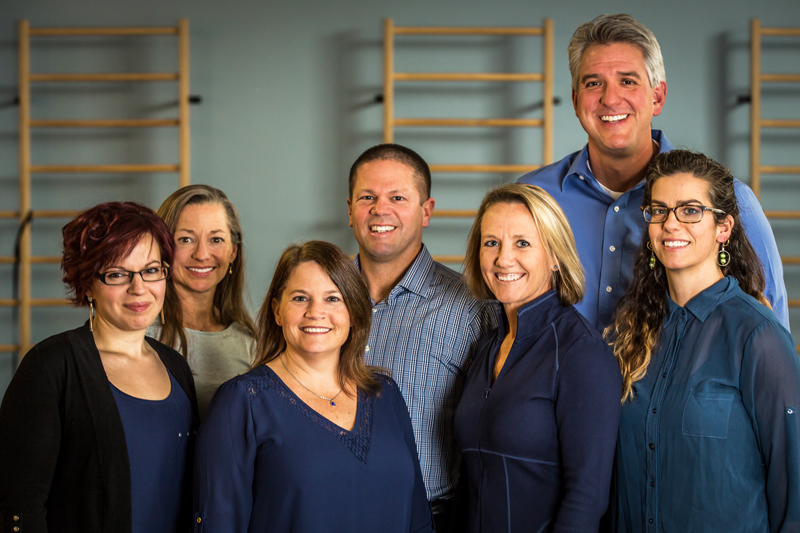 Ascent Physical Therapy Team